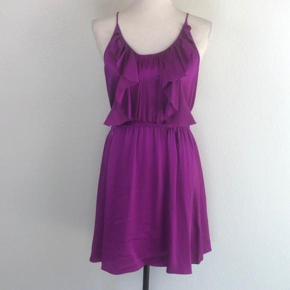 Dresses & Skirts - Nite Silk Cocktail Dress